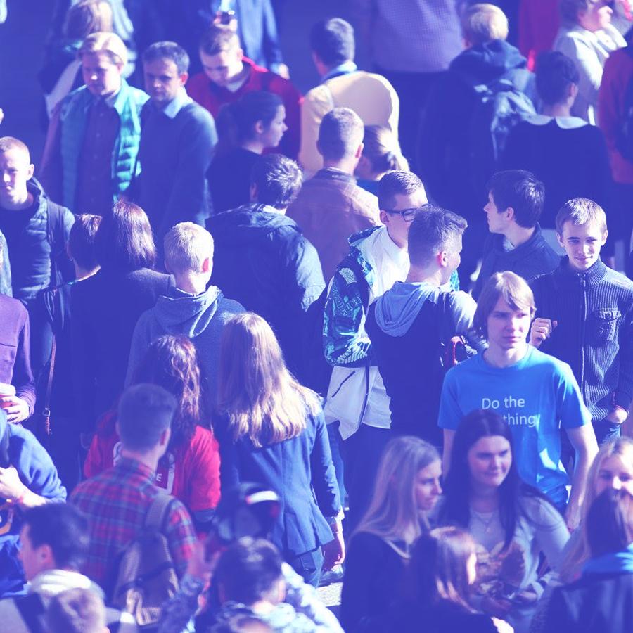 """Technologijų konferencija SWITCH """"Litexpo"""" parodų rūmuose"""