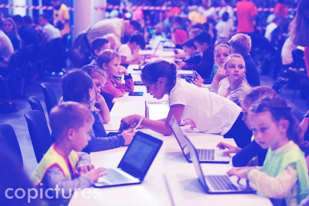Gineso pasaulio rekordo – didžiausios programavimo pamokos – siekimas!