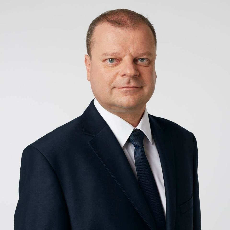 Saulius Skvernelis, Prime Minister